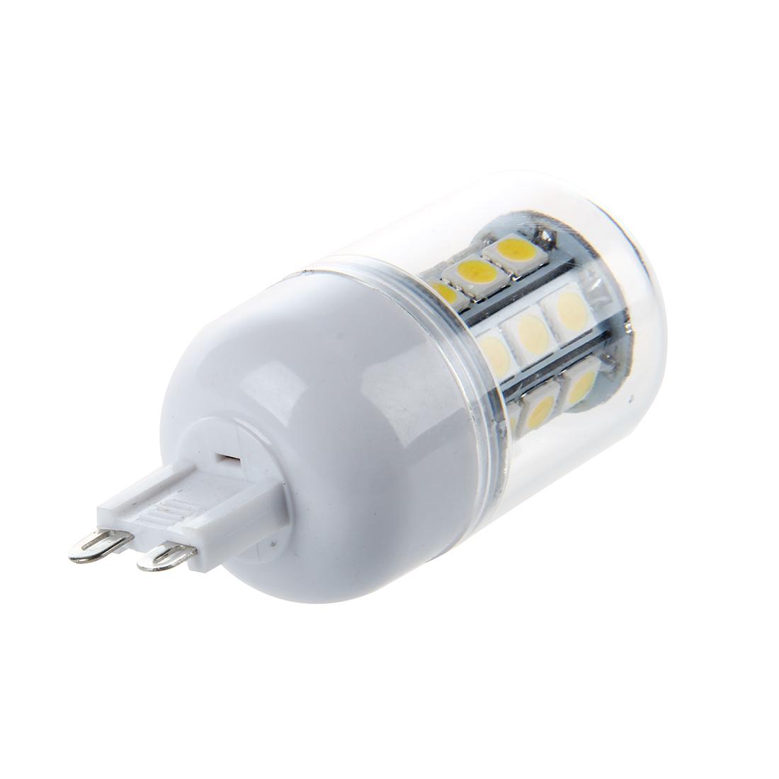 g9 warmweiss 27 smd led scheinwerfer lampen birne 5w k9p6 ebay. Black Bedroom Furniture Sets. Home Design Ideas