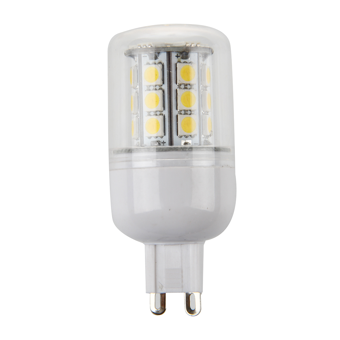 g9 warmweiss 27 smd led scheinwerfer lampen birne 5w k9p6 ebay. Black Bedroom Furniture Sets. Home Design Ideas