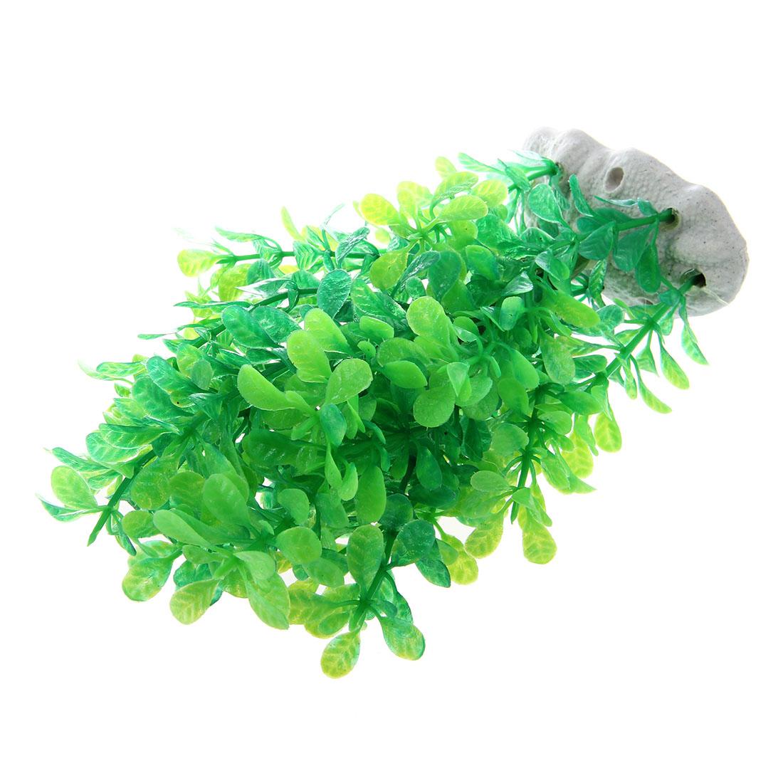 gruen gefaelschte plastik wasserpflanzen fuer aquarium. Black Bedroom Furniture Sets. Home Design Ideas