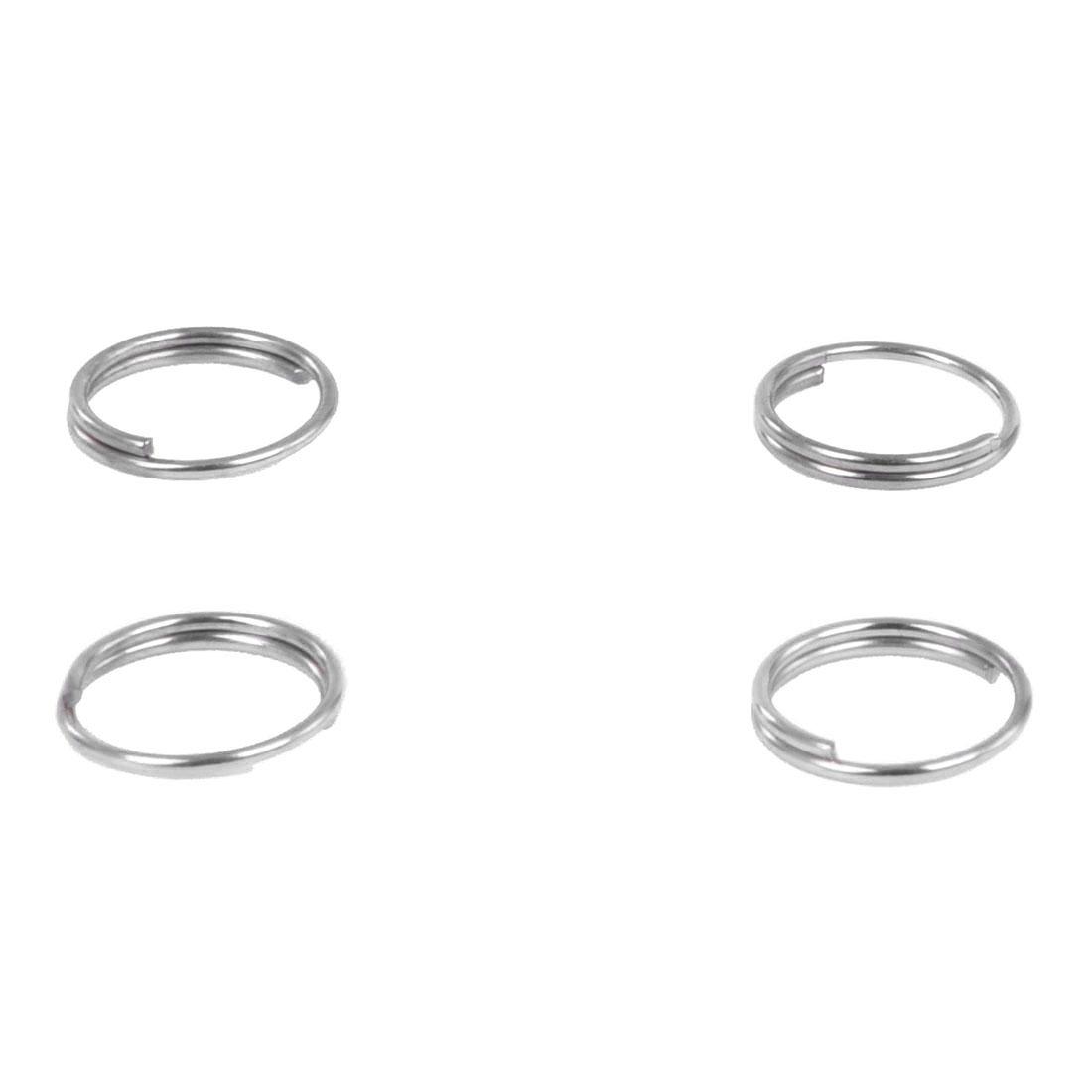 Federringe Spaltringe Ringe /Ösen 8mm Edelstahl X250 Neu