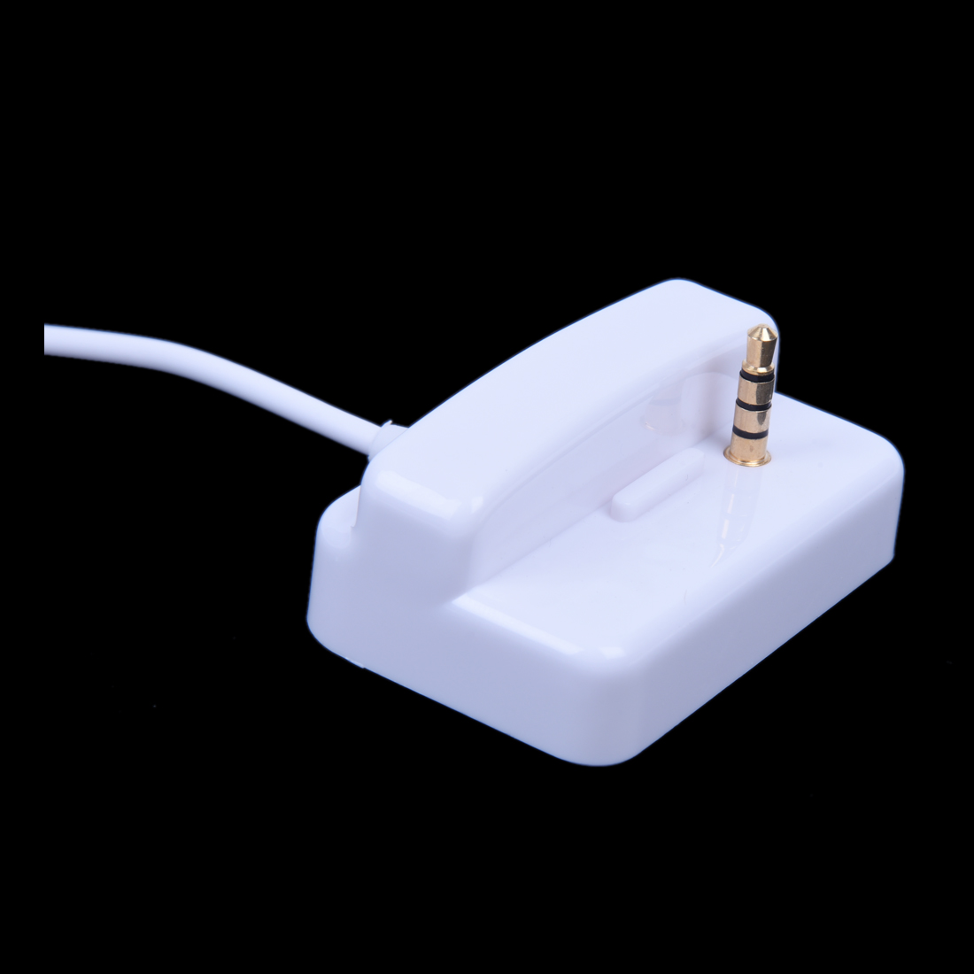 Usb For Ipod Shuffle 2nd Gen Charger Dock Cable White Ed