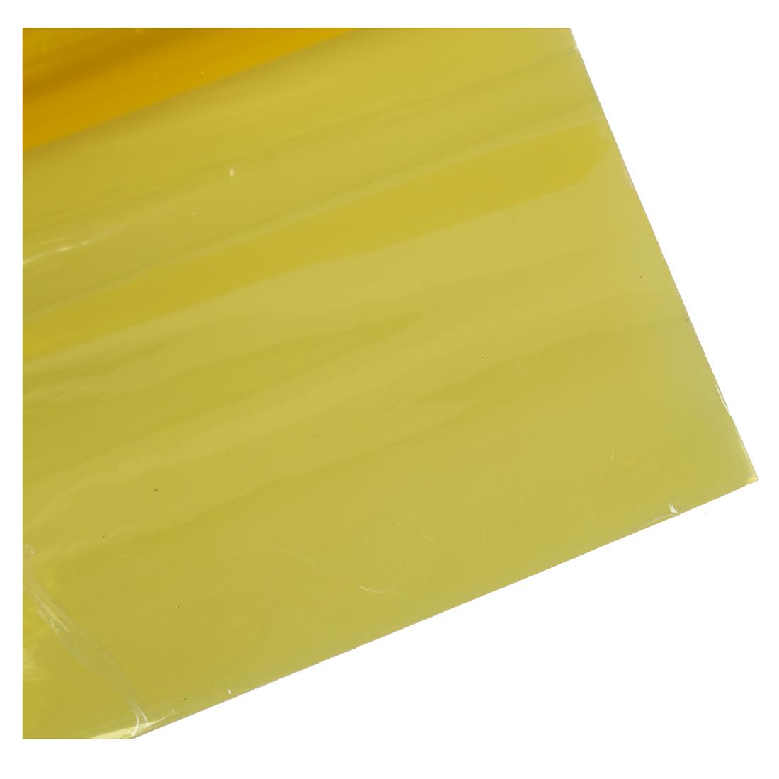 jaune voiture arriere brouillard phare couverture de phare film teinte wt ebay. Black Bedroom Furniture Sets. Home Design Ideas