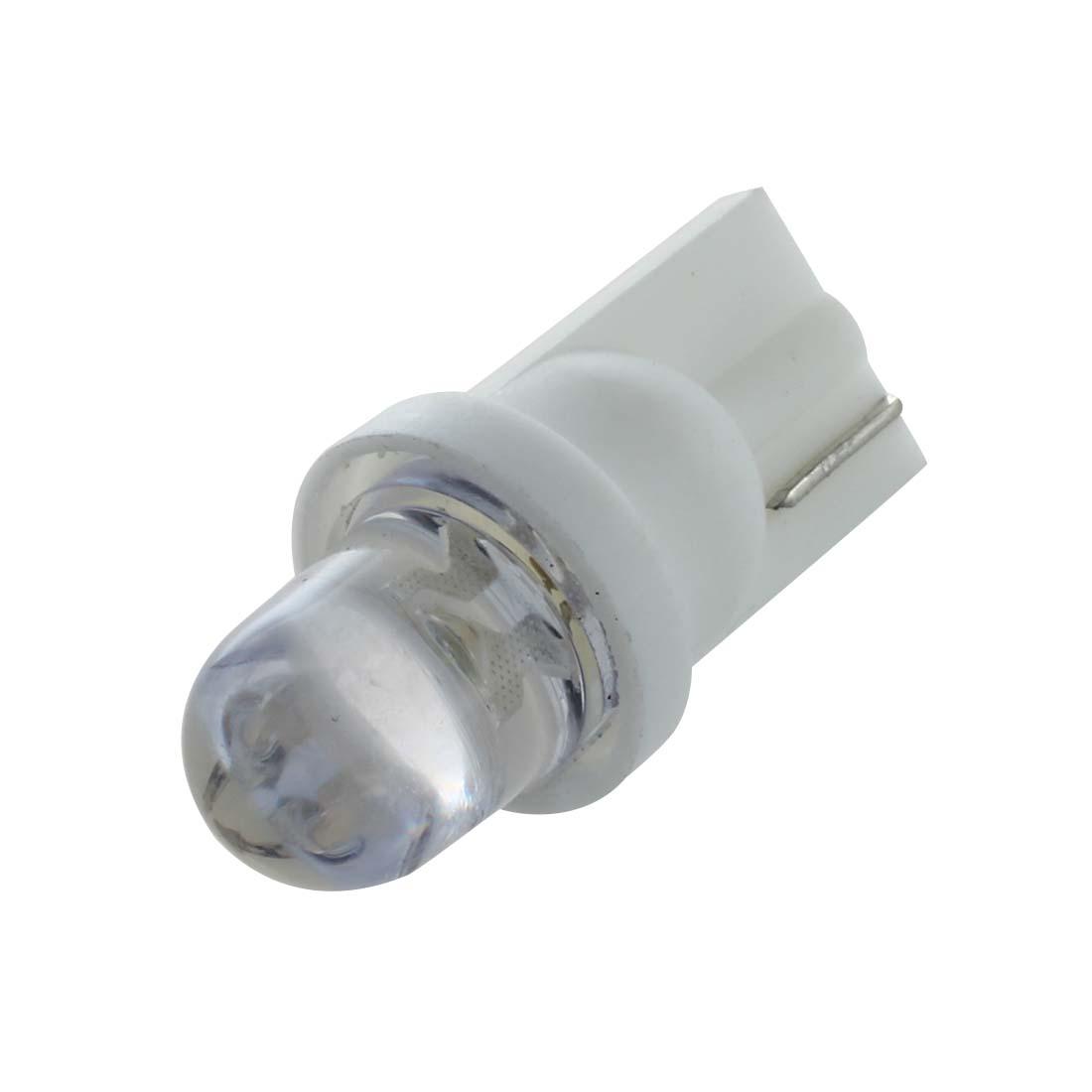 lot 10 voiture ampoule lampe veilleuses led w5w t10 effet. Black Bedroom Furniture Sets. Home Design Ideas