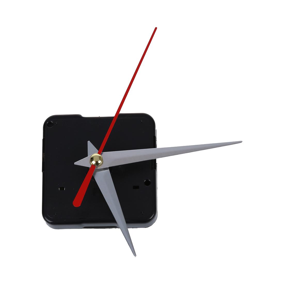 mouvement mecanisme horloge a quartz 3 aiguille argente. Black Bedroom Furniture Sets. Home Design Ideas