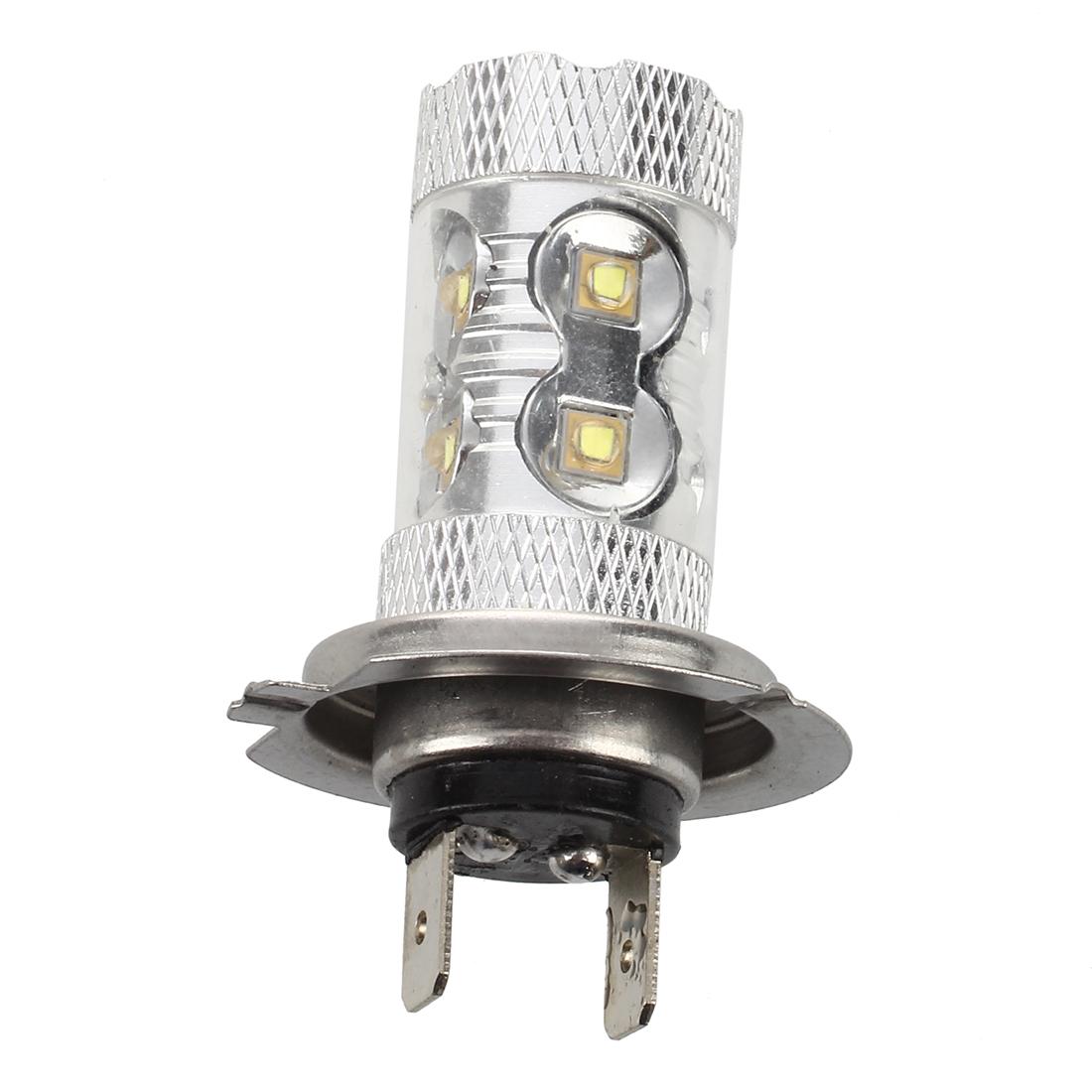 lamp 50w h7 472 white 6500k led bulb auto headlight y9r7. Black Bedroom Furniture Sets. Home Design Ideas