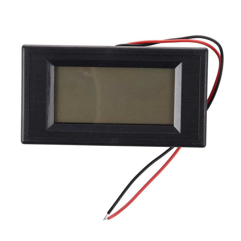 BLU LCD VOLTOMETRO VOLTMETRO PANNELLO DIGITALE 7,5//20V
