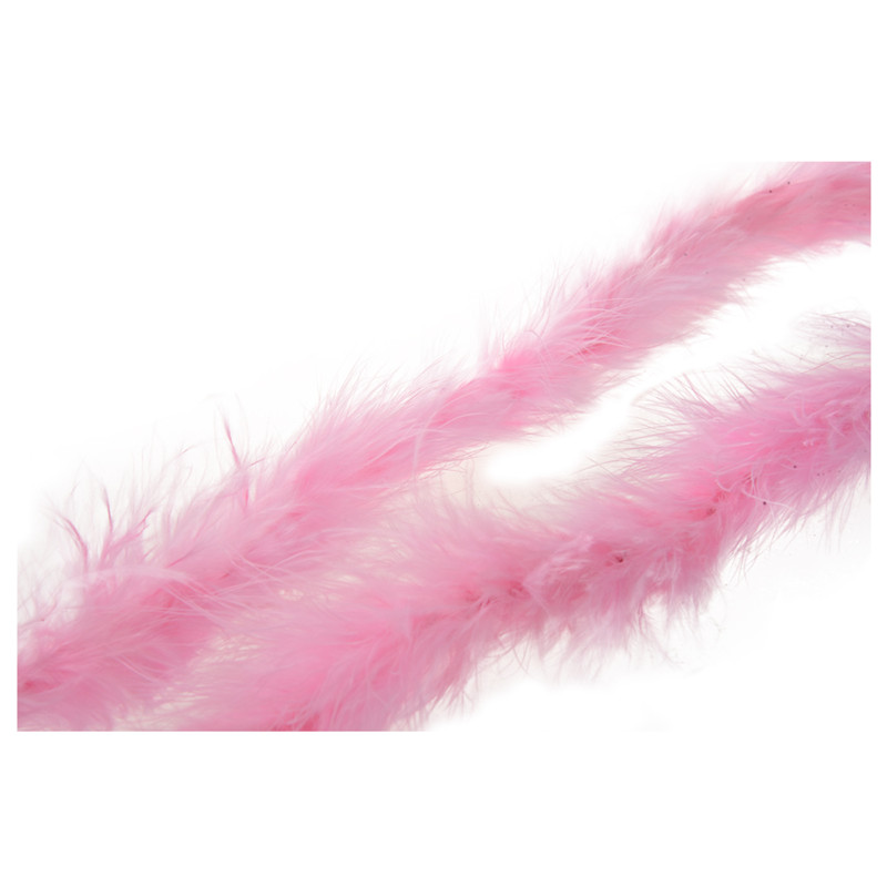 6-foot-marabou-feather-boa-for-Diva-Night-Tea-Party-Wedding-Pink-Q1H7 thumbnail 3
