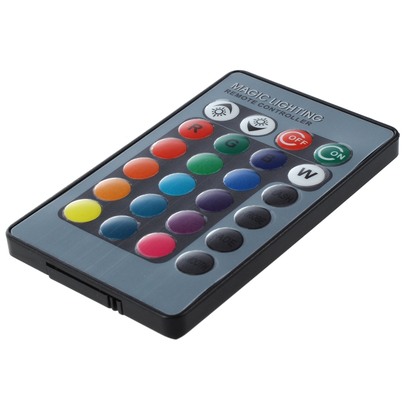 GU10-3W-16-Farbwechsel-RGB-LED-Spot-Licht-Light-Lampe-IR-Fernbedienung-P9L5