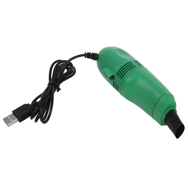 Mini Turbo Usb Hoover Vacuum Cleaner For Laptop Pc