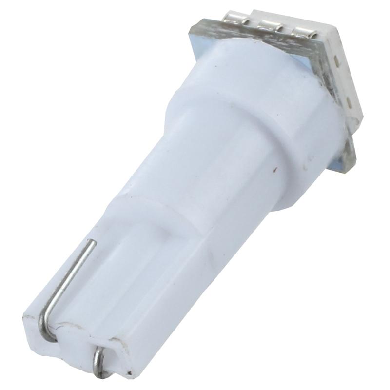 10x ampoule t5 led smd blanc pour compteur tableau de bord dc12v lampe tuni v0i5 ebay. Black Bedroom Furniture Sets. Home Design Ideas