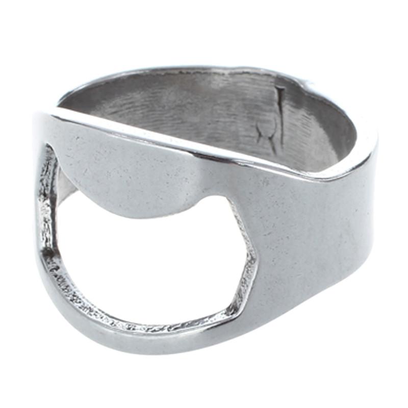 5x-plata-del-acero-inoxidable-y-del-dedo-pulgar-llavero-anillo-de-la-cerveza-abr