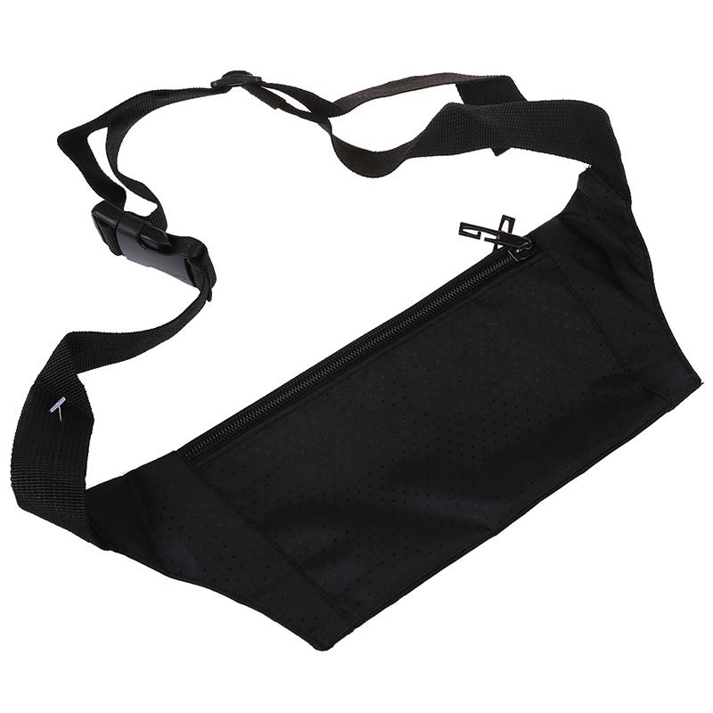Unisexe-Bum-sac-de-taille-Handy-Voyage-Sport-Fanny-argent-Wallet-pack-Ceintu-SC miniature 3