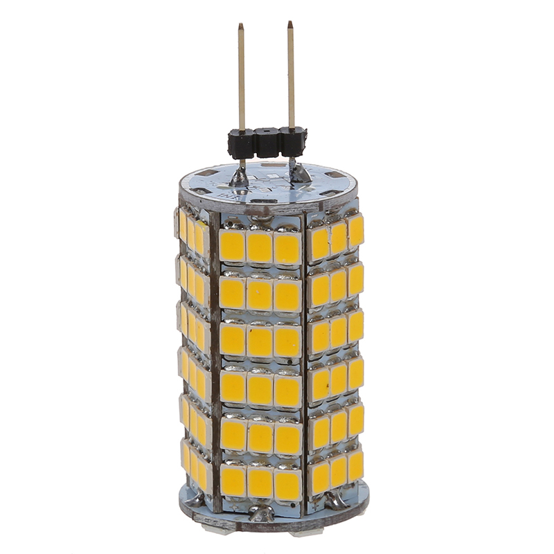 thumbnail 5 - G4 5.5W 120 SMD 3528 LED Car Spot Light Bulb Lamp DC 12V V6V8
