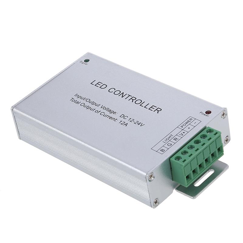 10X(12-24V RGB LED Controller w  20 Key RF Remote J5R7)