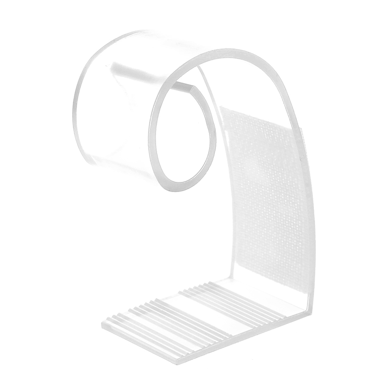 5X( 50pcs Plastique Jupe de Table plinthes Clips 4-6cm Soiree de mariage D7B1)
