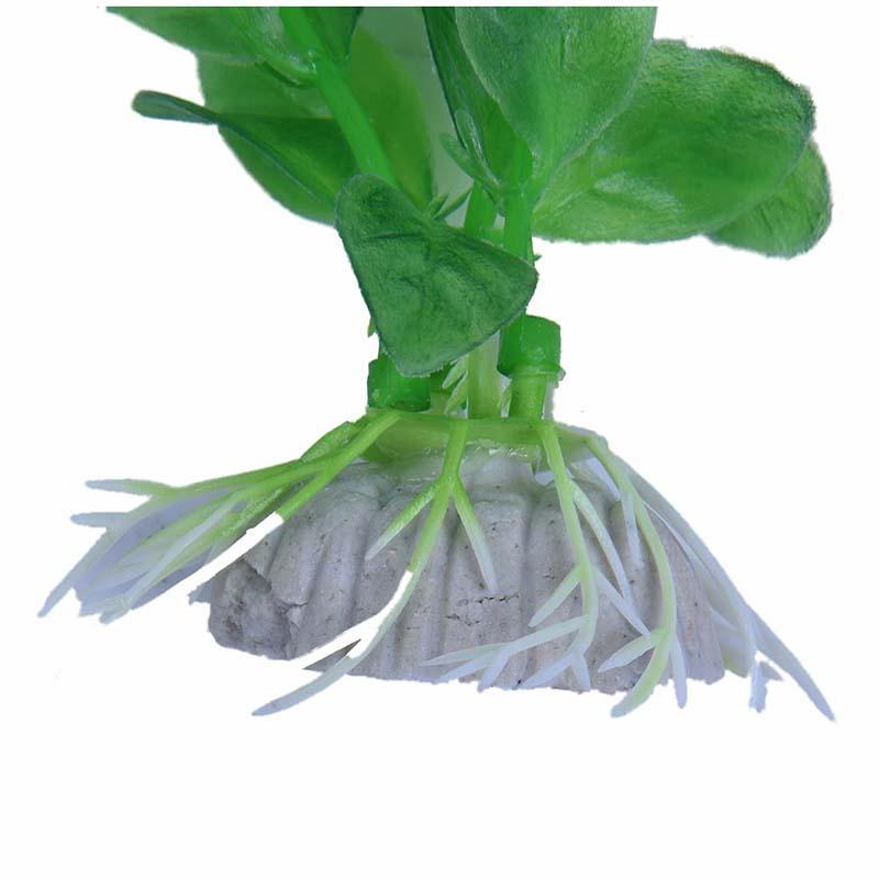 plante artificielle aquatique en plastique vert deco aquarium 20a28cm i1c4 ebay. Black Bedroom Furniture Sets. Home Design Ideas