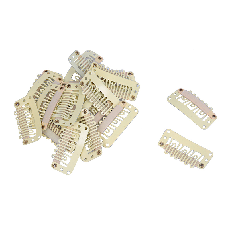 25-PCS-Hair-Clamps-Hair-Clips-Wig-Clips-beige-S4A5