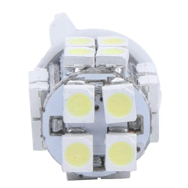 10-x-T10-Bombilla-de-coche-20-SMD-LED-luz-del-velocimetro-Lampara-de-fijaci-X3M1 miniatura 4