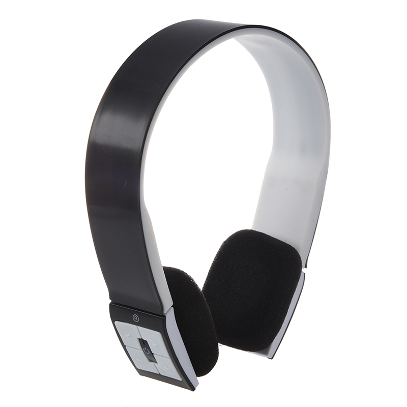 2 4g wireless bluetooth v3 0 edr headset kopfhoerer mit mikrofon fuer iphone i ebay. Black Bedroom Furniture Sets. Home Design Ideas