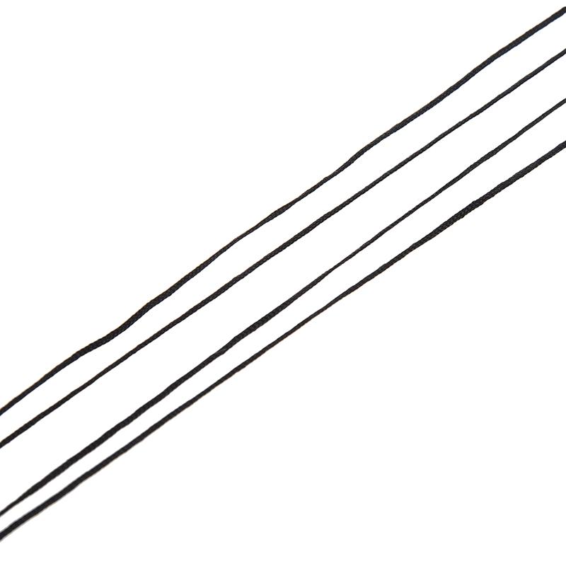 1-rollo-25m-Nylon-Cordon-Hilo-Chino-Nudo-Macrame-Cola-de-Rata-Pulsera-A5L7 miniatura 4