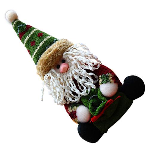 Lindo-Media-de-Navidad-Decoracion-de-Navidad-Ano-Nuevo-X3X9 miniatura 3