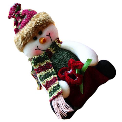 Lindo-Media-de-Navidad-Decoracion-de-Navidad-Ano-Nuevo-X3X9 miniatura 6