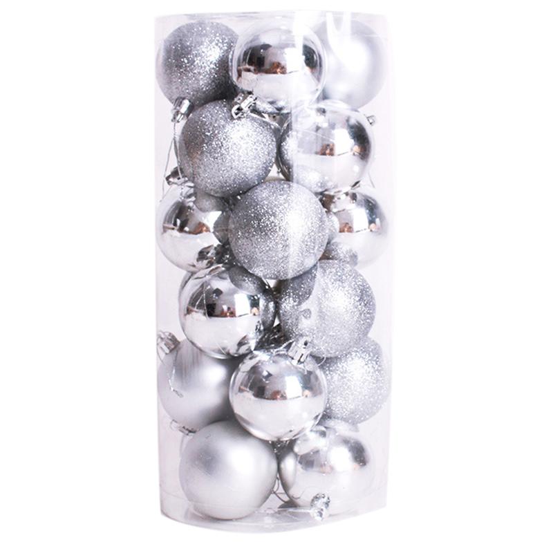 2X-24-pz-decorativi-xmas-6cm-Capodanno-Decorazioni-Albero-di-Natale-Palle-d-R4O7 miniatura 10