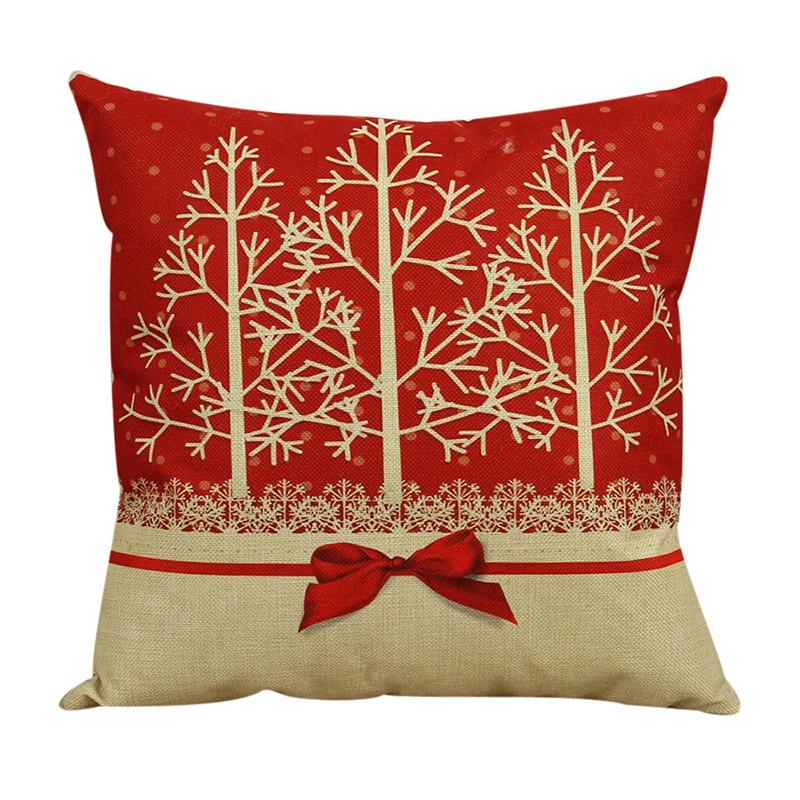45-45cm-Cubierta-de-almohada-de-impresion-digital-de-Navidad-preciosa-Decoracio7