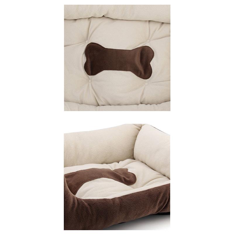 Extra-Large-Luxury-Washable-Pet-Dog-Puppy-Cat-Bed-Cushion-Soft-Mat-Warmer-B-D7E7 thumbnail 9