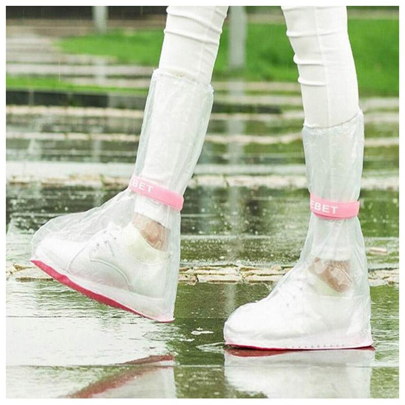 Outdoor Raincoat Set Cycle Rain Boots Overshoes Rainboots Waterproof Rain Sh 8N2