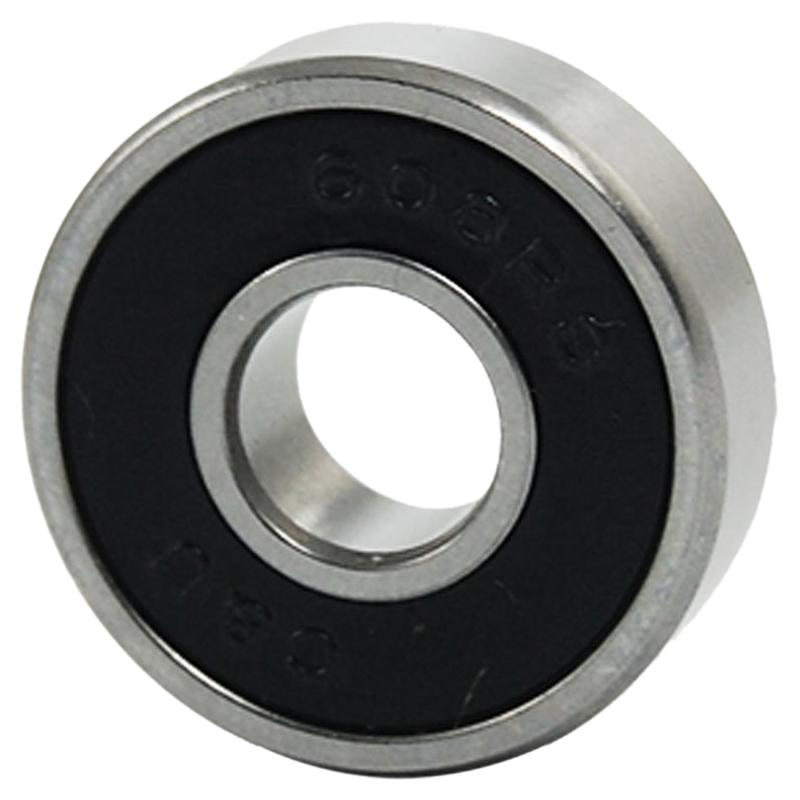 608Z 8mm x 22mm x 7mm Shielded Deep Groove Ball Bearing