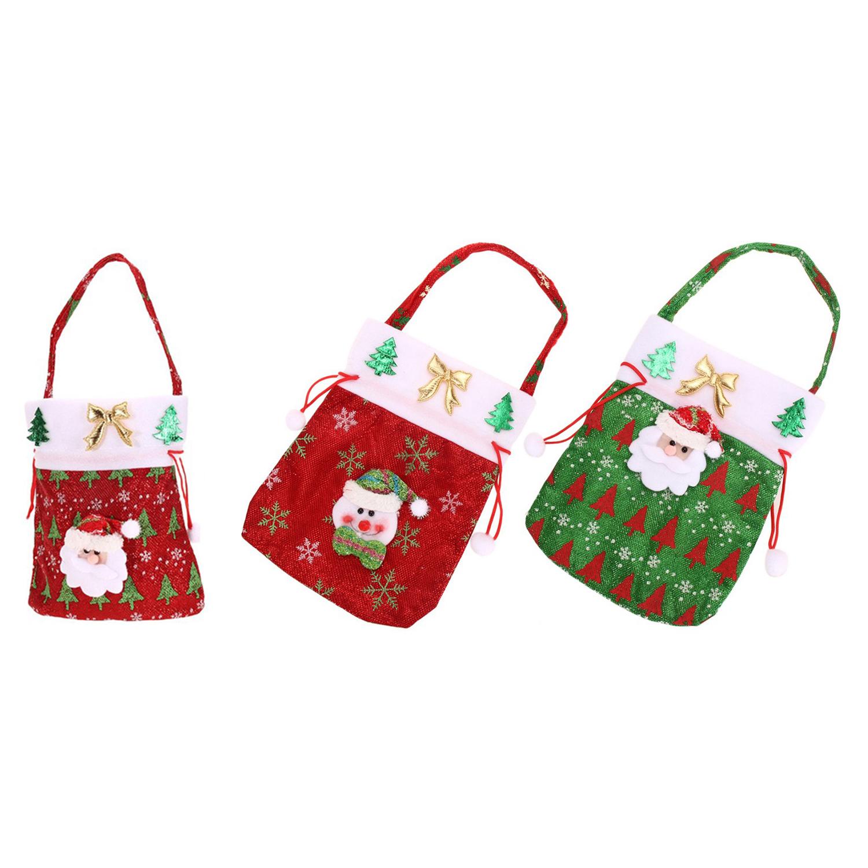 Neujahr Weihnachten Kinder Suessigkeiten Geschenk Taschen Handtasche ...
