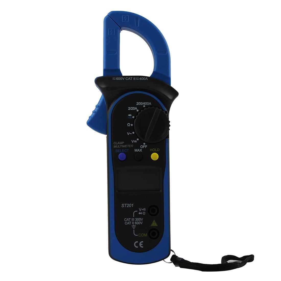 Amp Meter Clamp On : Digital clamp multimeter ohm amp meter ac dc current