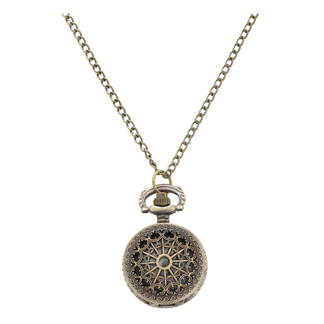 Reloj de bolso de cadena reloj de bolsillo reloj de cuarzo - Reloj de cadena ...