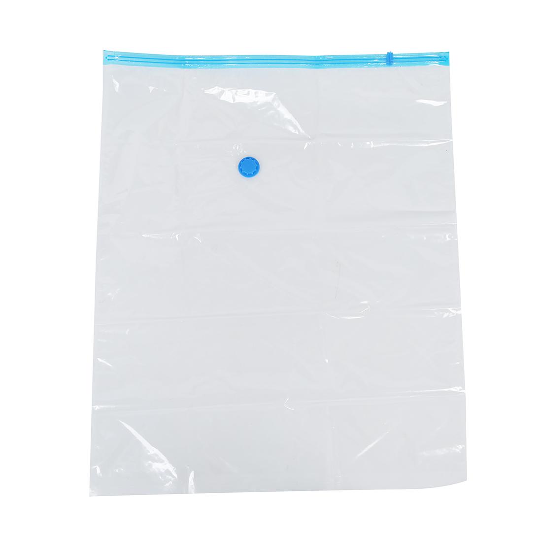2x 5x housse rangement sous vide aspirateur sac for Housse rangement sous vide carrefour