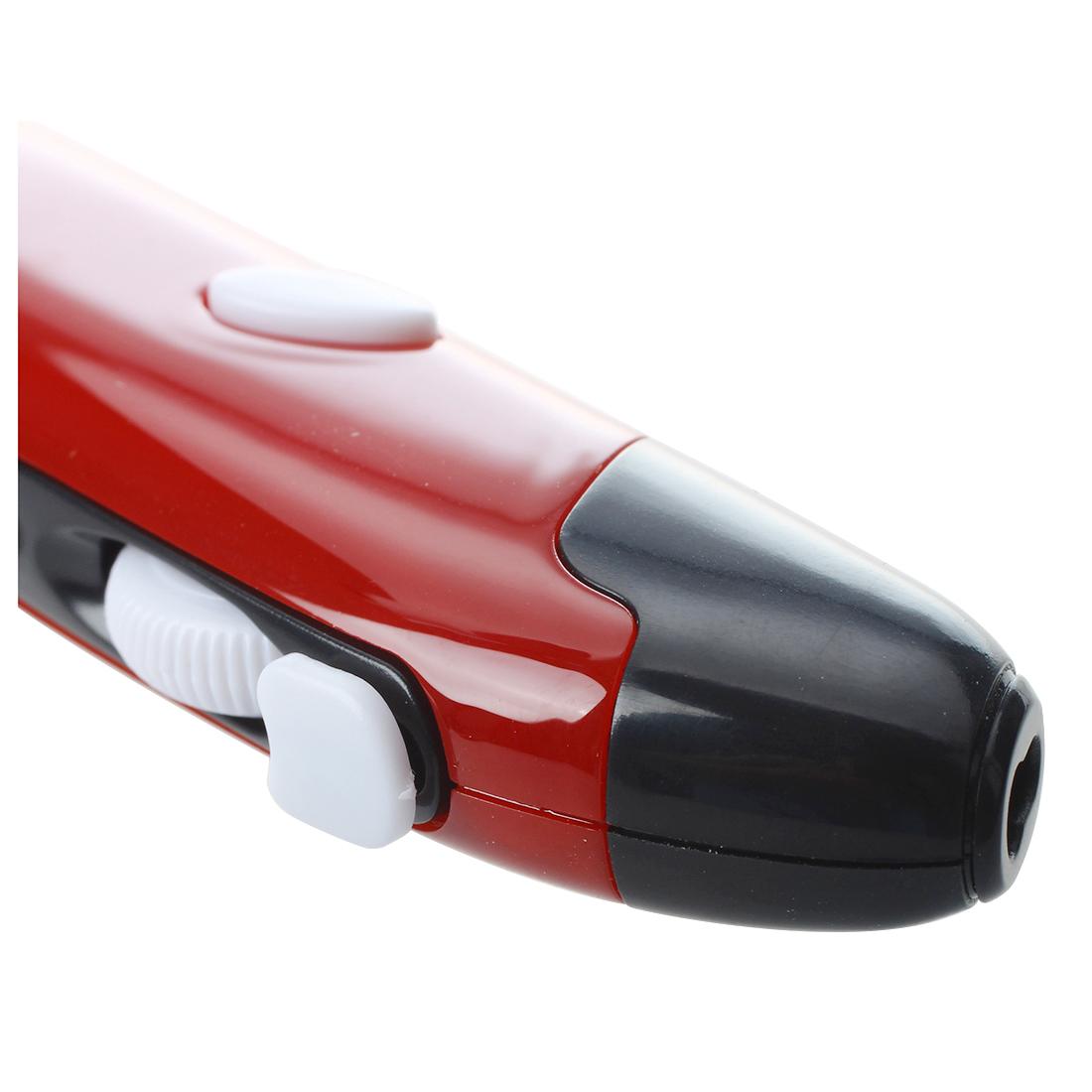 rouge 2 4g 2 4ghz forme de stylo souris optique sans fil. Black Bedroom Furniture Sets. Home Design Ideas