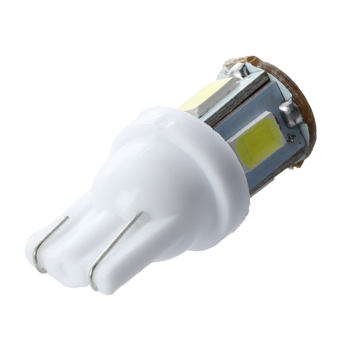 10 x t10 5630 smd 5 led ampoule bulb lampe lumiere blanc dc 12v voiture wt ebay. Black Bedroom Furniture Sets. Home Design Ideas