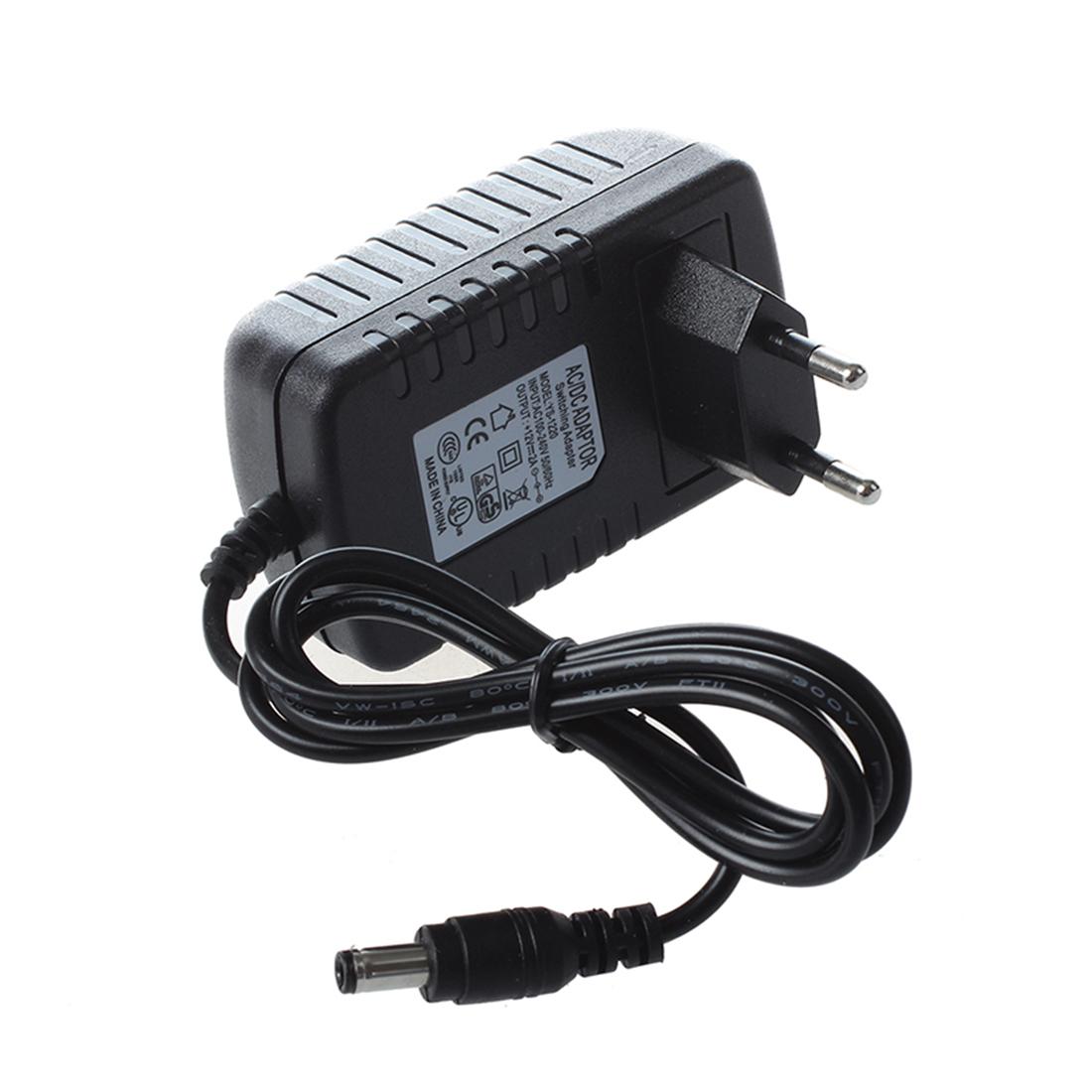 Ac 100 240v Zu Dc 12v 2a Netzteil Adapter Fuer Led Leuchten Adaptor Switching Lichtleiste De