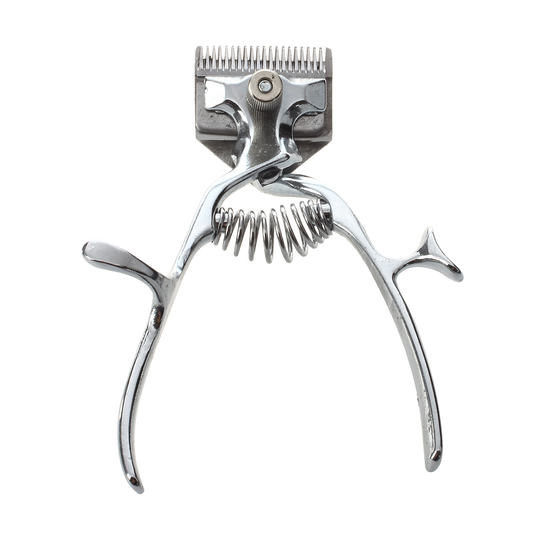 Manual Clipper Haircut Hand Push Low Noise Non