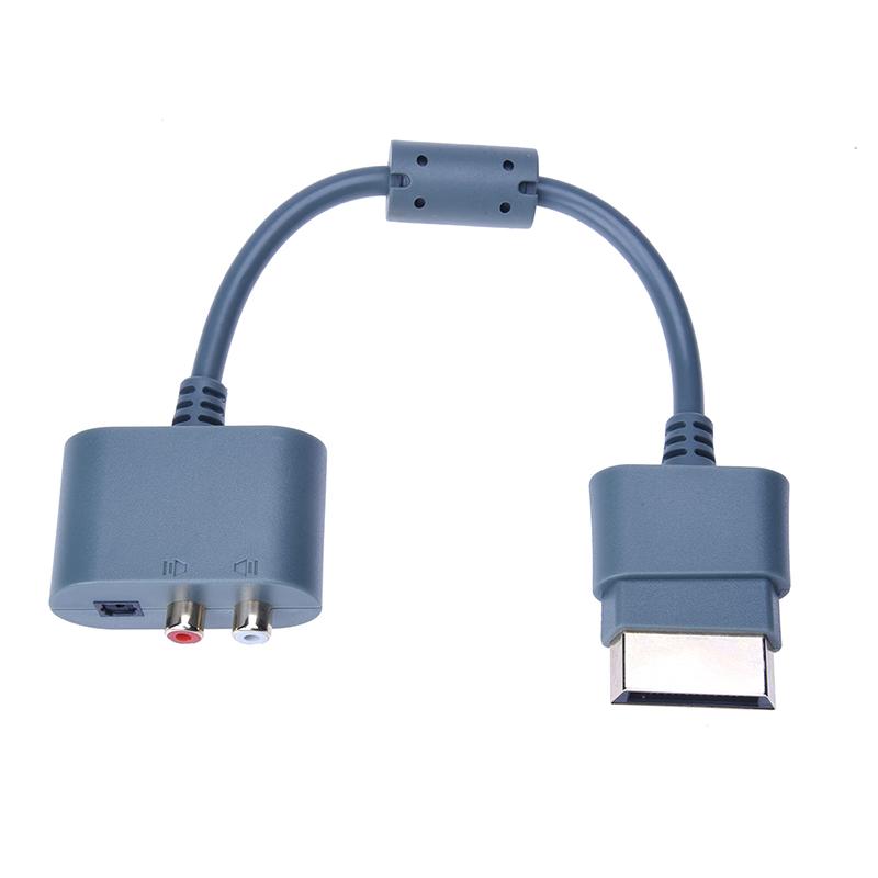 5X-XBOX-360-HDMI-AV-Kabel-Optisch-RCA-Adapter-A3T4