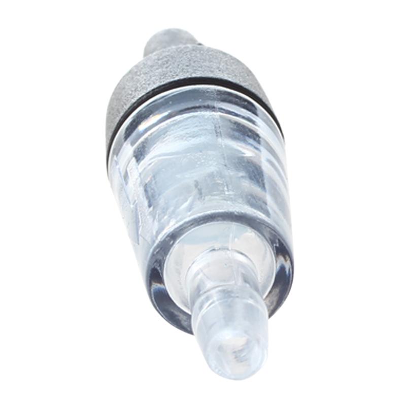 Clapet Anti Retour Valve Pour Tuyau 4mm Pompe Air Aquarium Poisson A9Z2 TH