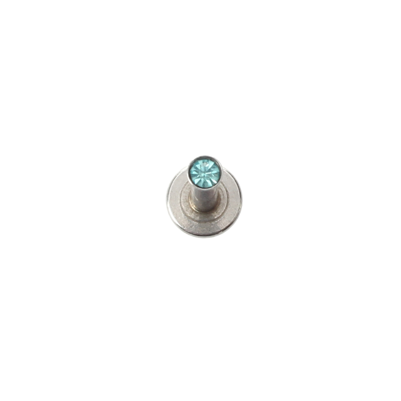 10-Stainless-Steel-Rhinestone-Lip-Labret-Ring-Stud-Bar-HOT-W5F8
