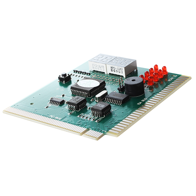 Diagnostic-analyzer-card-for-motherboard-PCI-ISA-L7N3 thumbnail 2