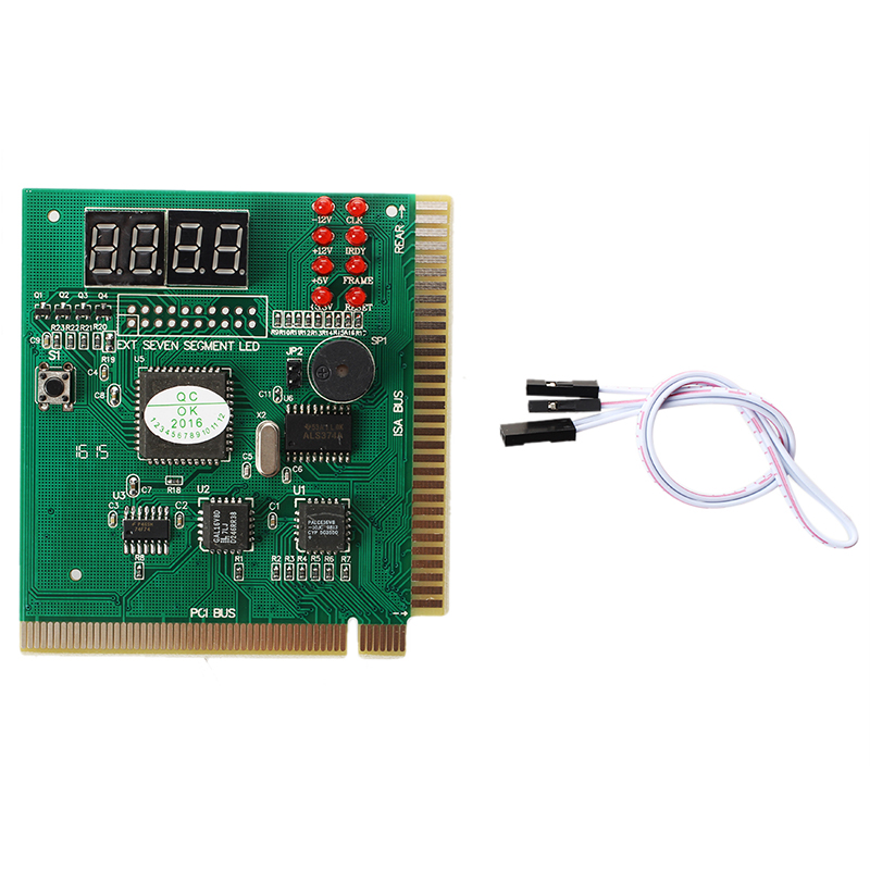 Diagnostic-analyzer-card-for-motherboard-PCI-ISA-L7N3