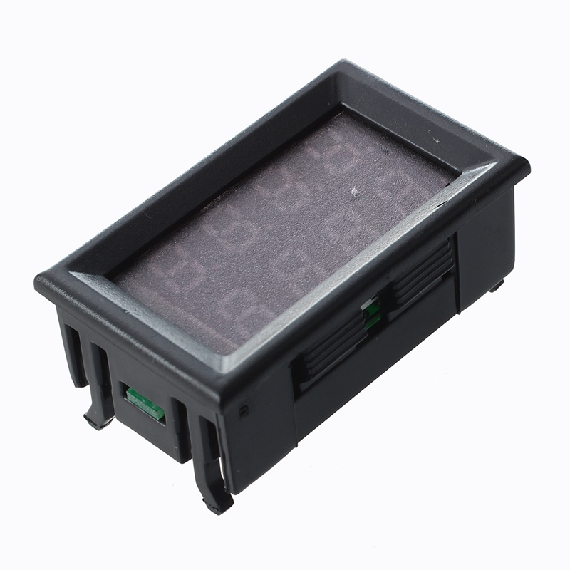 LED-Digital-Voltmeter-Voltage-Indicator-Ammeter-0-30V-10A-Y9J4 thumbnail 3