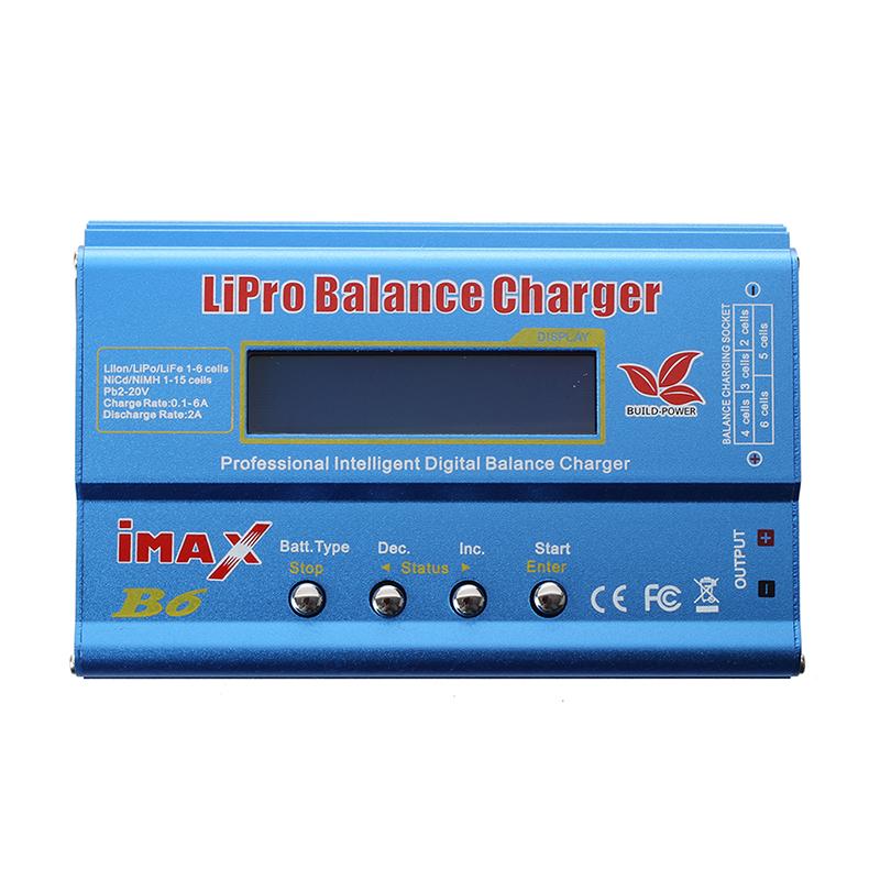 3x (sodial (R) b6 Digital LCD Lipo NiMh Batteria-Ladegeraet  e3l8)  produttori fornitura diretta