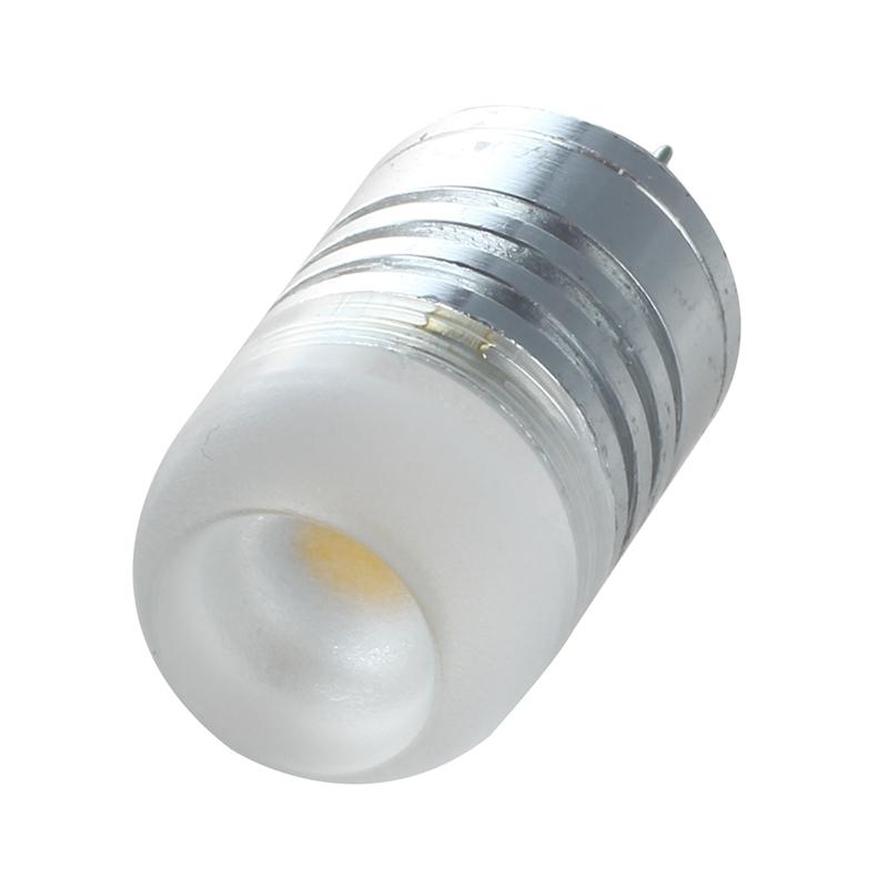 G4-Blanc-chaud-1-Lampe-LED-Ampoule-Lampe-Spot-Light-3W-AC-DC-12V-Puissanc-U1R2 miniature 2