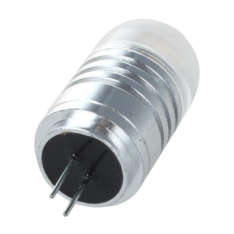 G4-Blanc-chaud-1-Lampe-LED-Ampoule-Lampe-Spot-Light-3W-AC-DC-12V-Puissanc-U1R2 miniature 3