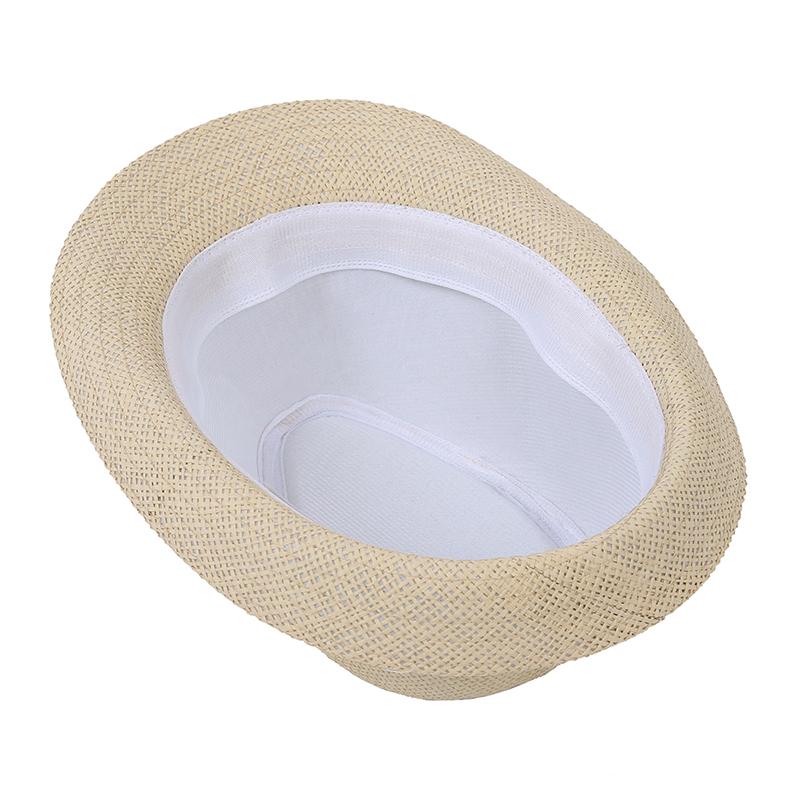 1X-Chapeau-de-soleil-Fedora-de-paille-de-loisirs-pour-les-amoureux-U1I1-hu2 miniature 5