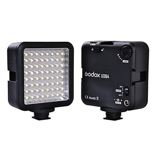 Portable Light Panels : Godox led camera panel light portable dimmable